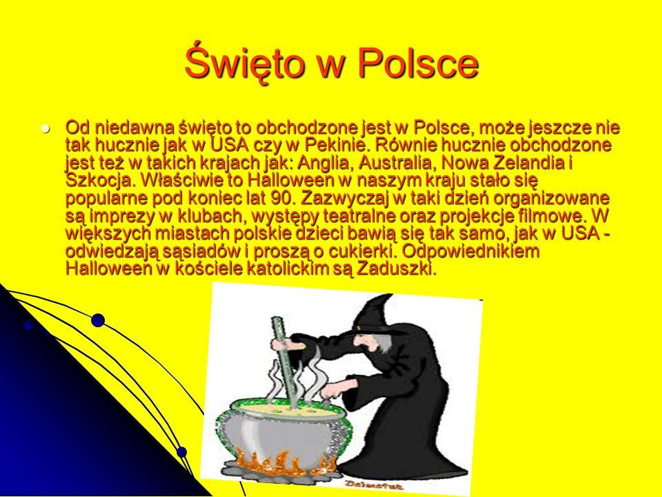 Święto w Polsce
