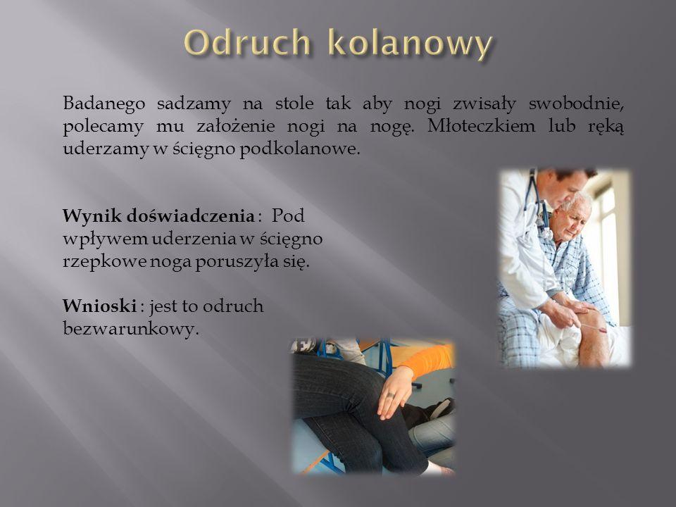 Odruch kolanowy