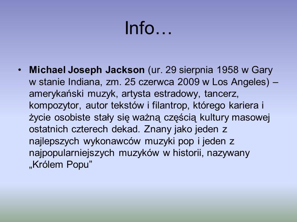 Info…
