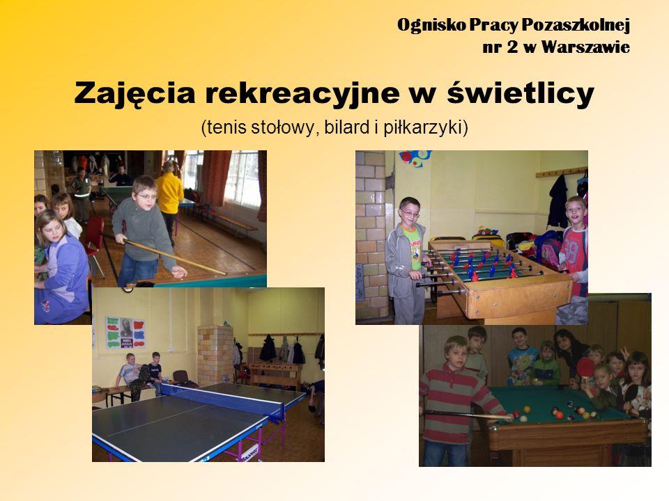 Ognisko Pracy Pozaszkolnej nr 2 w Warszawie