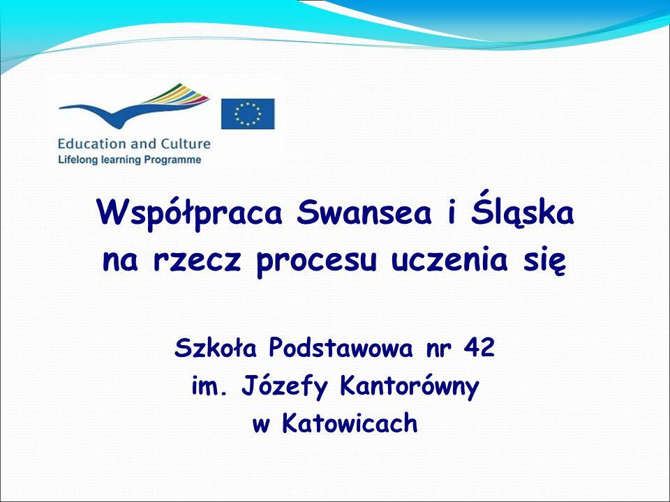 Współpraca Swansea i Śląska na rzecz procesu uczenia się