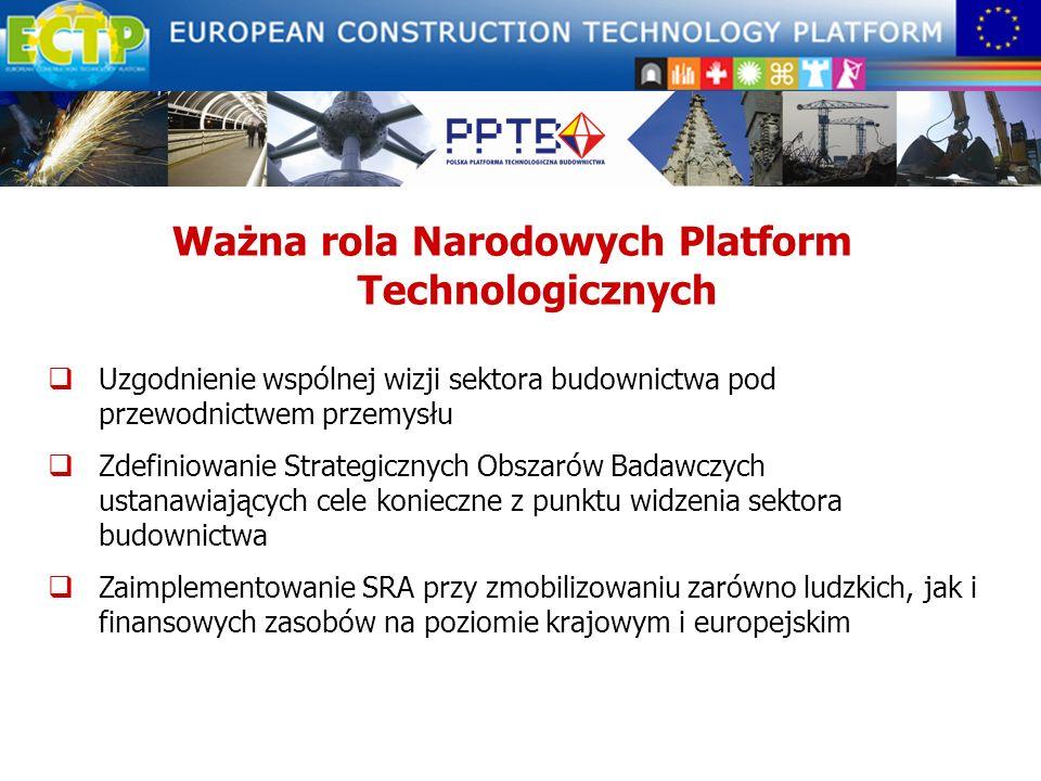 Ważna rola Narodowych Platform Technologicznych