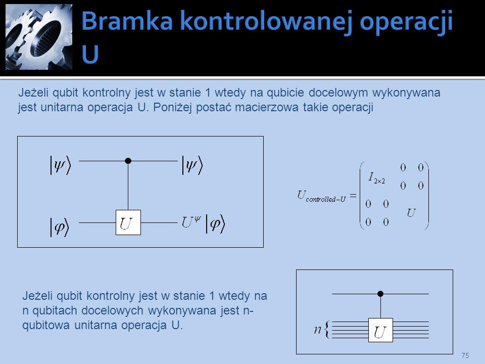 Bramka kontrolowanej operacji U
