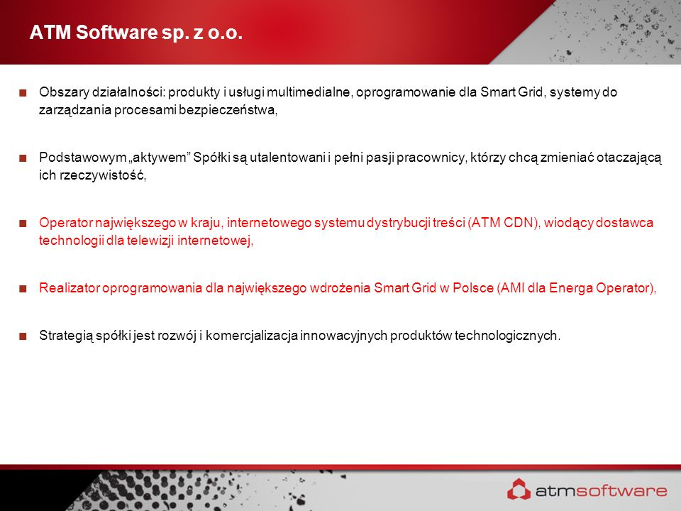 ATM Software sp. z o.o.