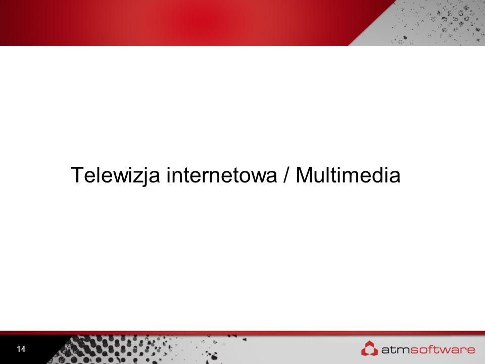 Telewizja internetowa / Multimedia