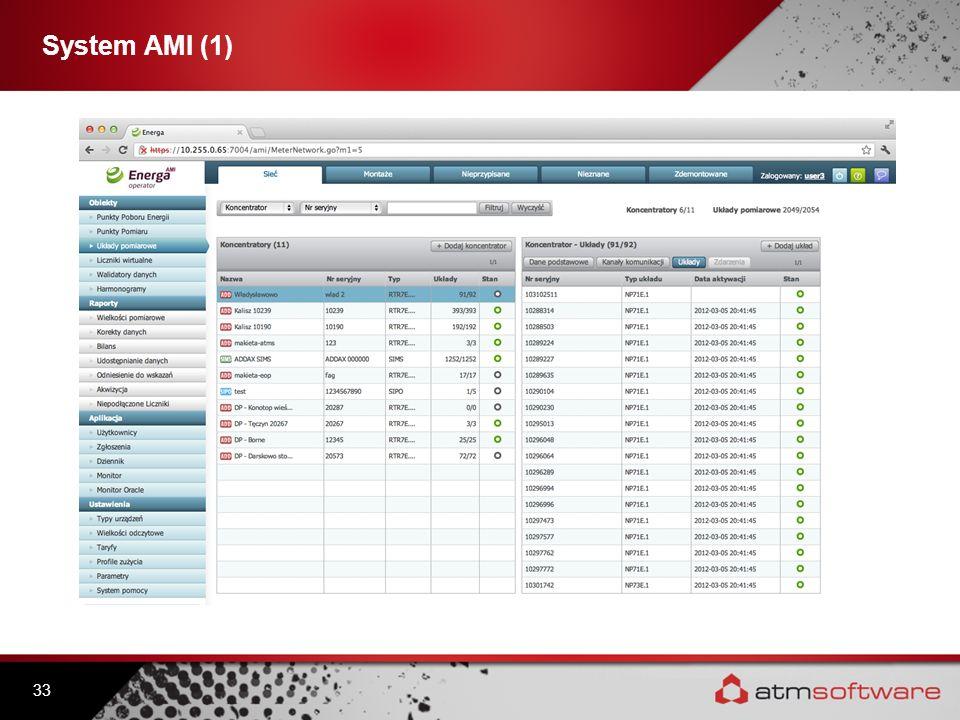System AMI (1)