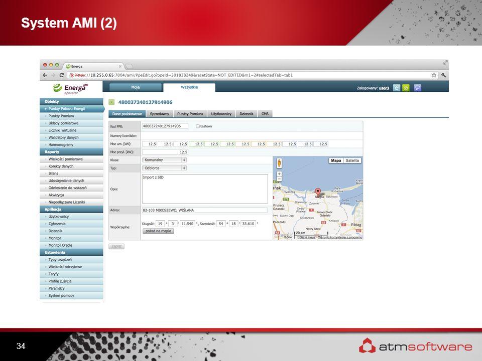 System AMI (2)