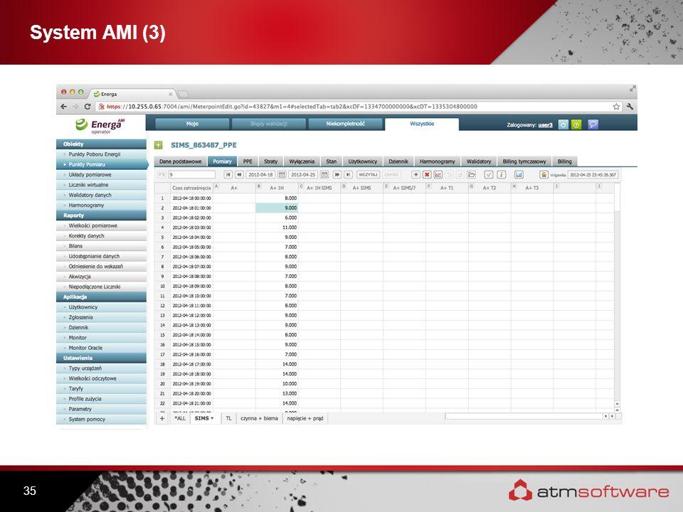 System AMI (3)