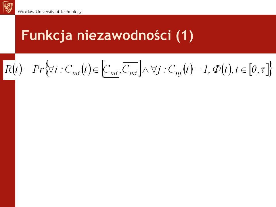 Funkcja niezawodności (1)