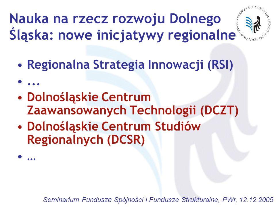 Nauka na rzecz rozwoju Dolnego Śląska: nowe inicjatywy regionalne