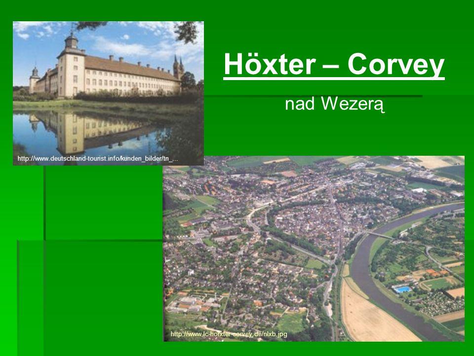 Höxter – Corvey nad Wezerą