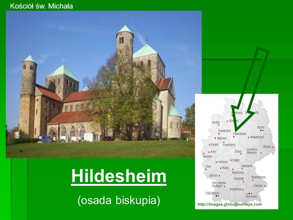 Hildesheim (osada biskupia) Kościół św. Michała