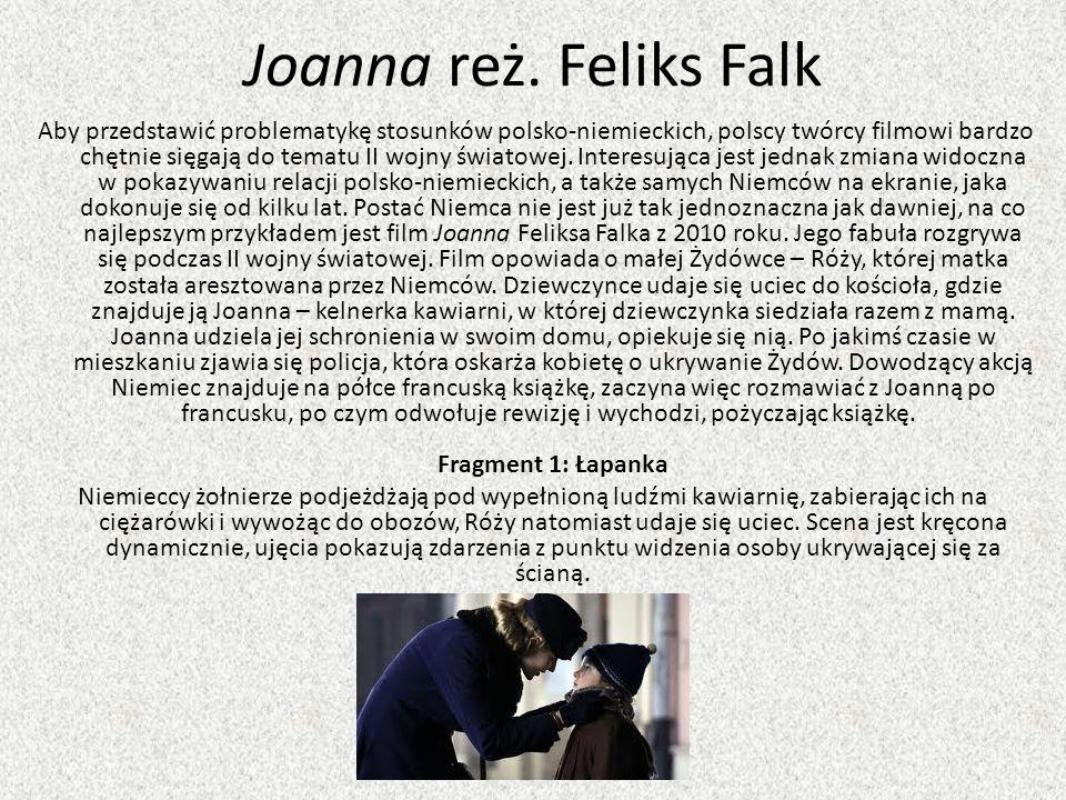 Joanna reż. Feliks Falk