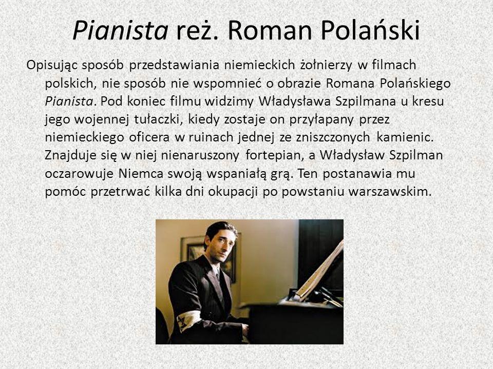 Pianista reż. Roman Polański