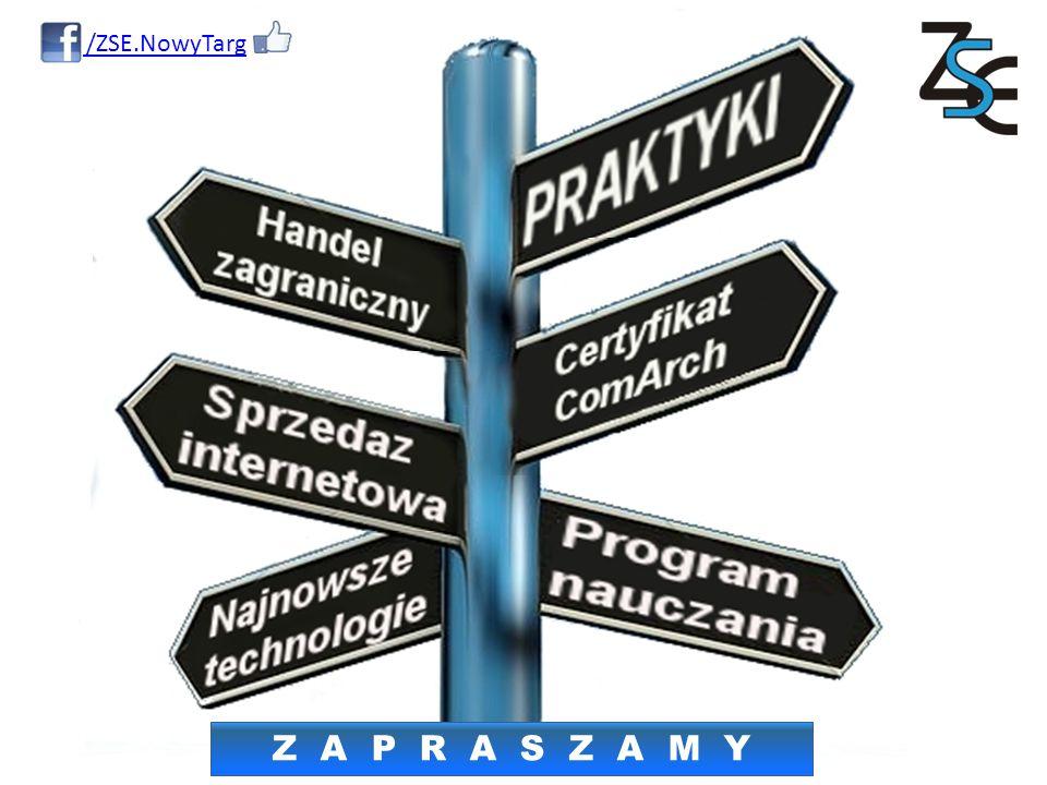 FB /ZSE.NowyTarg Z A P R A S Z A M Y