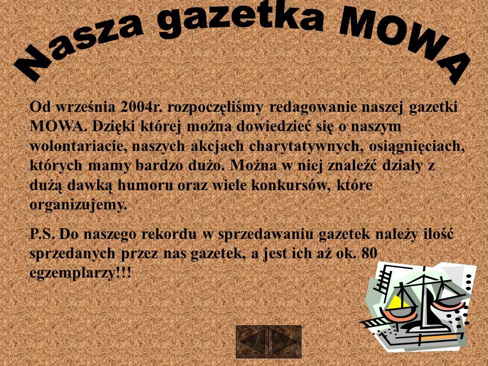 Nasza gazetka MOWA