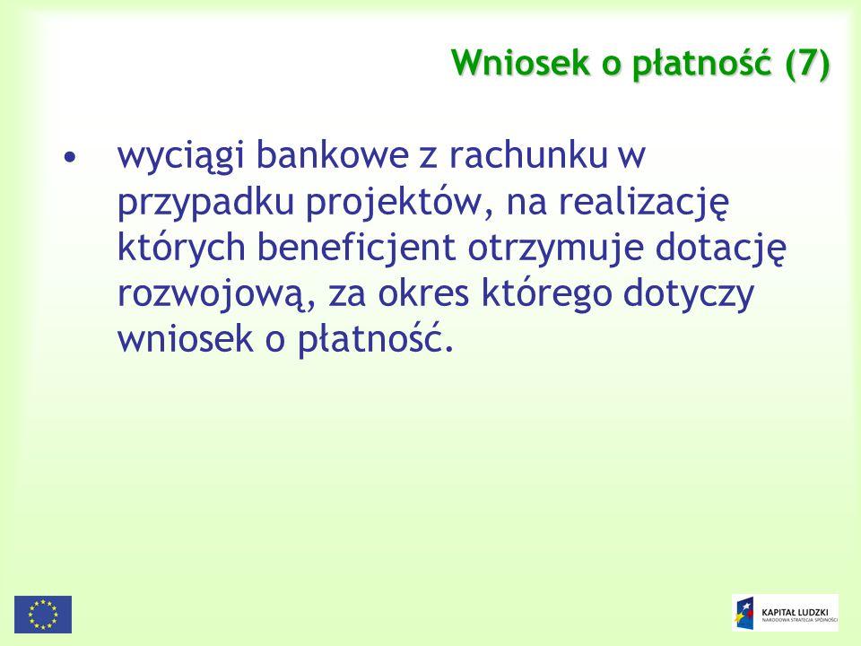 Wniosek o płatność (7)