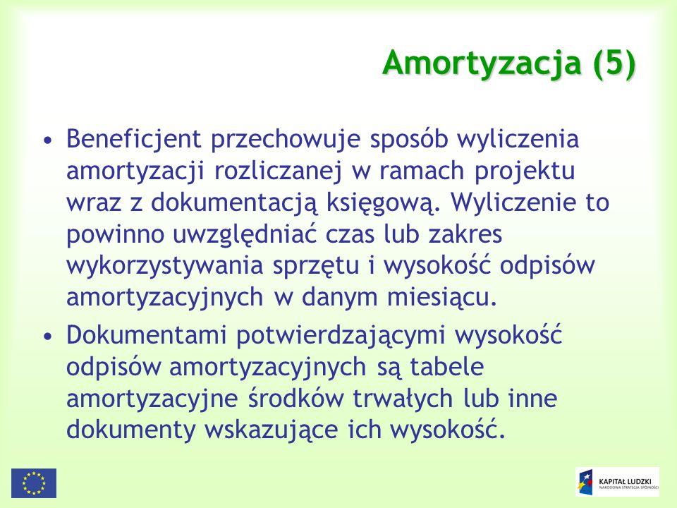 Amortyzacja (5)