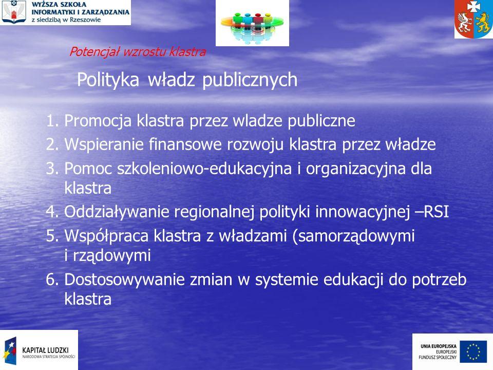 Polityka władz publicznych