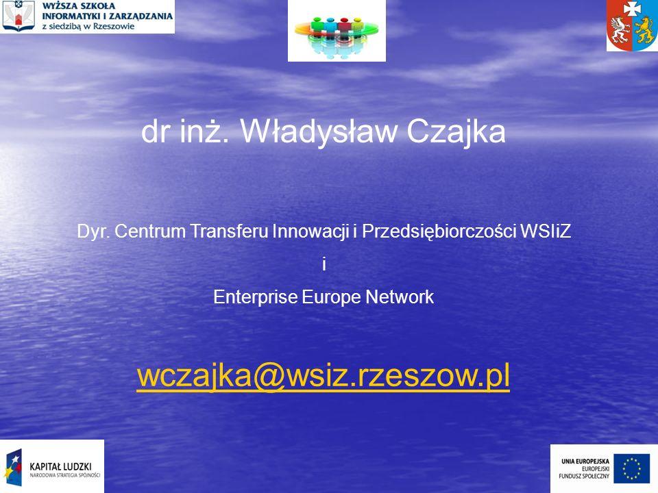 dr inż. Władysław Czajka