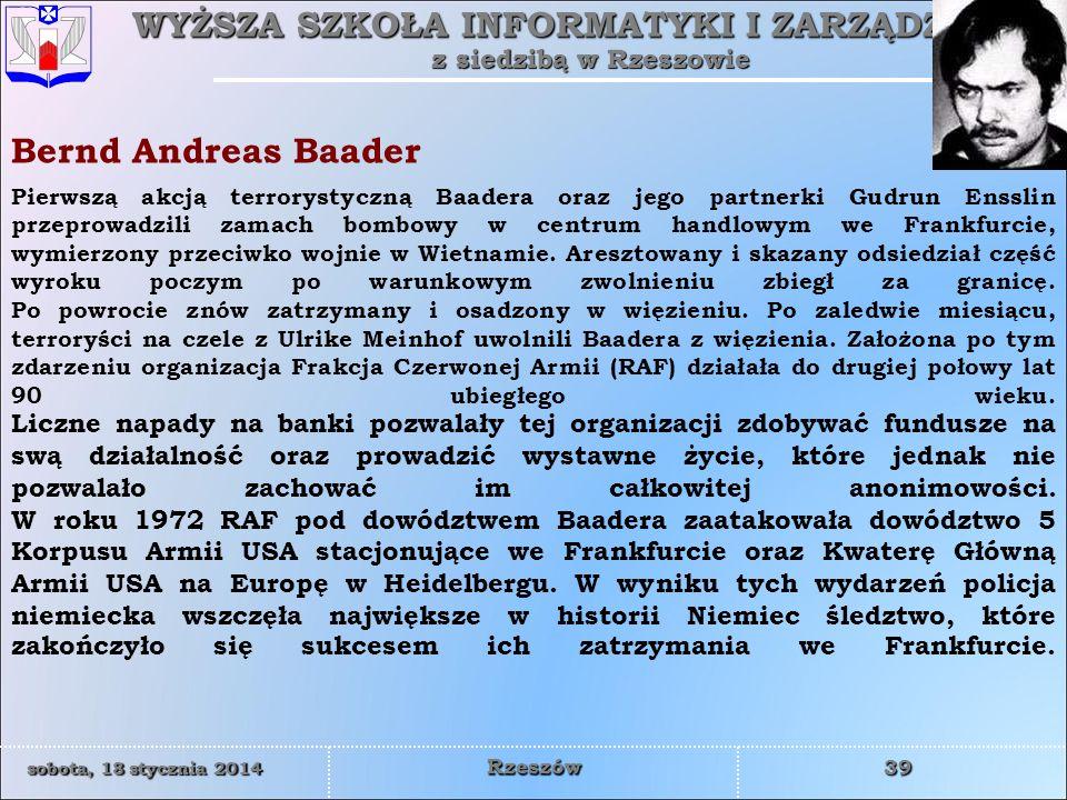 Bernd Andreas Baader