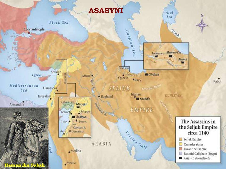 ASASYNI Hassan ibn Sabah
