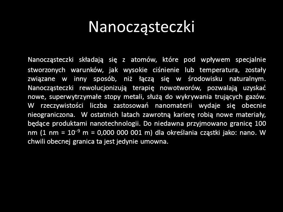 Nanocząsteczki