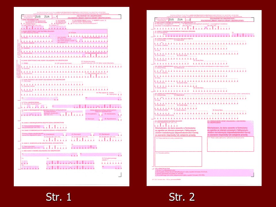 Str. 1 Str. 2