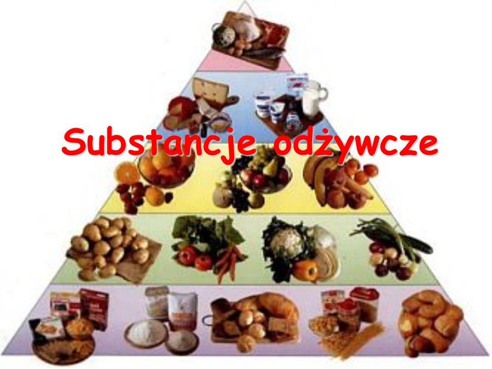 Substancje odżywcze