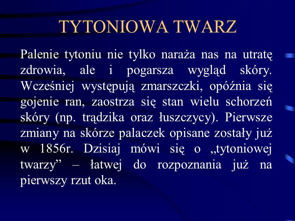 TYTONIOWA TWARZ