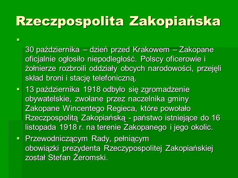 Rzeczpospolita Zakopiańska