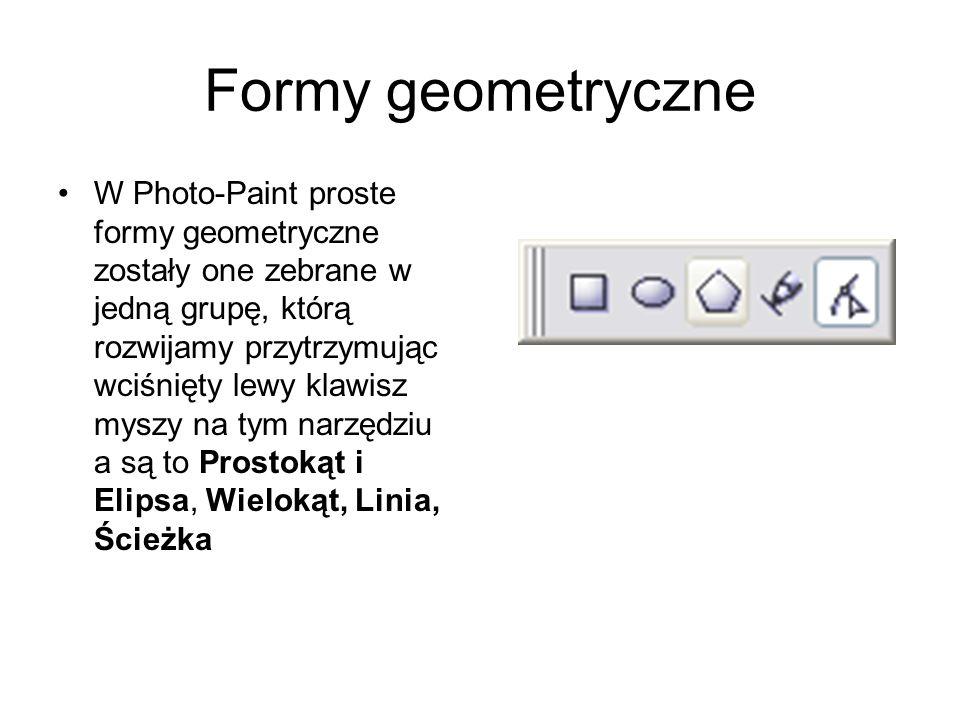 Formy geometryczne