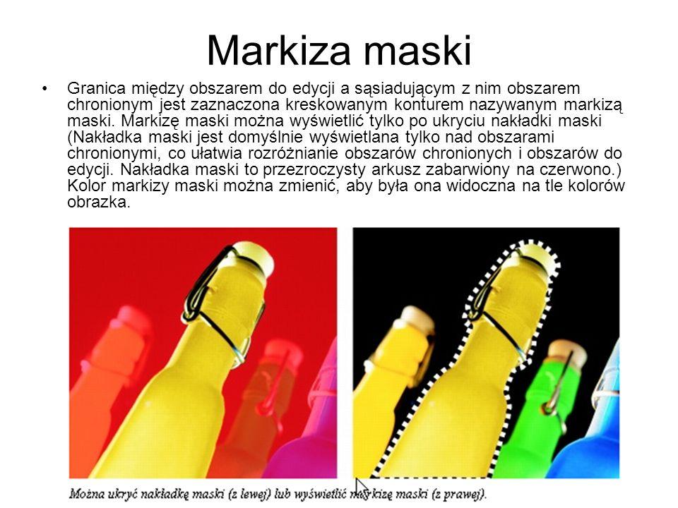 Markiza maski
