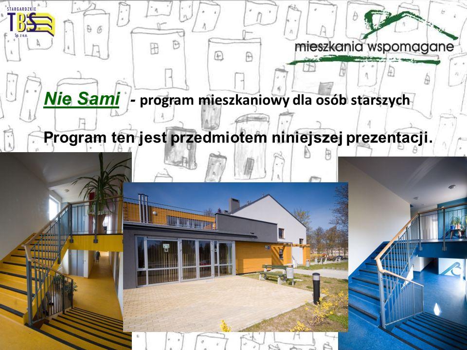 Nie Sami - program mieszkaniowy dla osób starszych