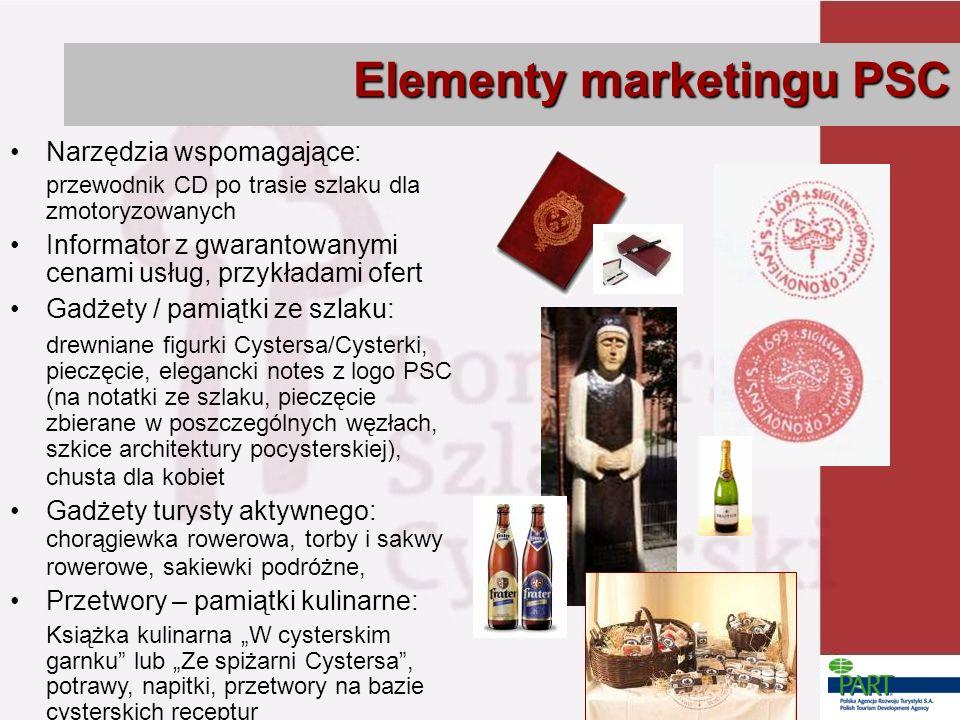 Elementy marketingu PSC