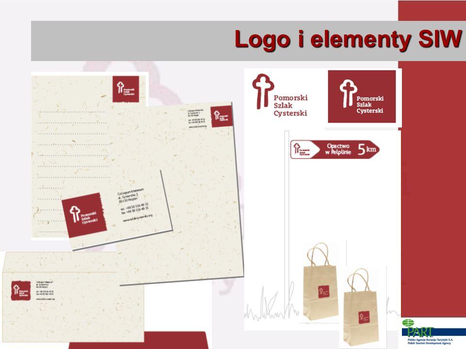 Logo i elementy SIW