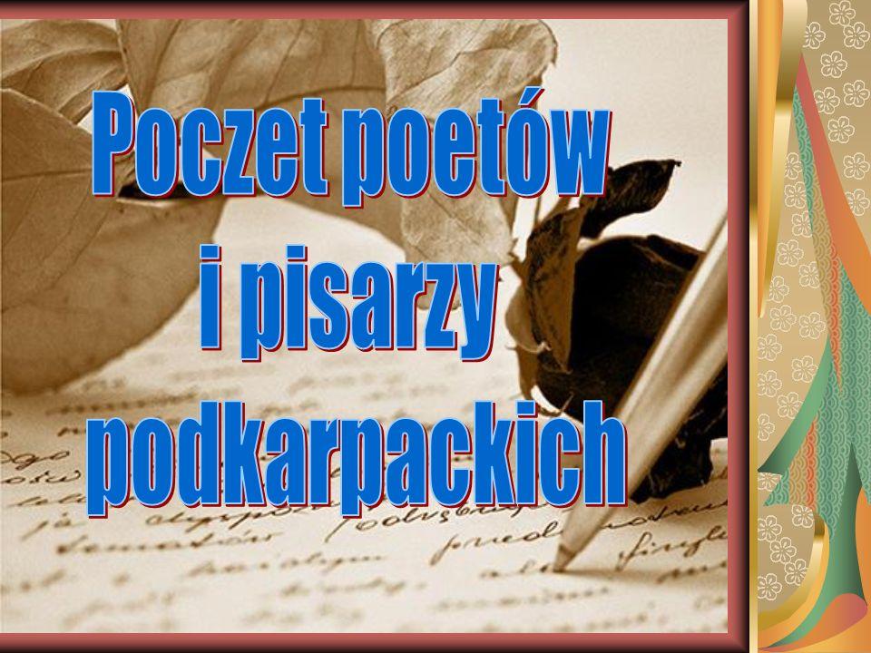 Poczet poetów i pisarzy podkarpackich