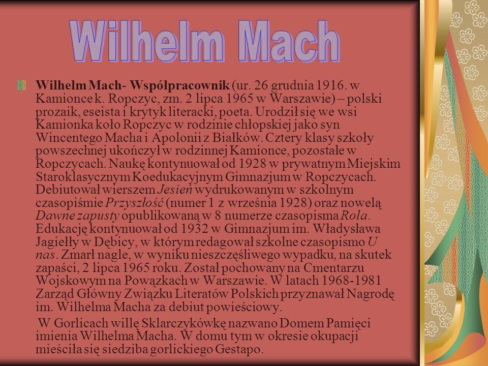Wilhelm Mach