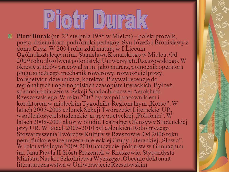Piotr Durak