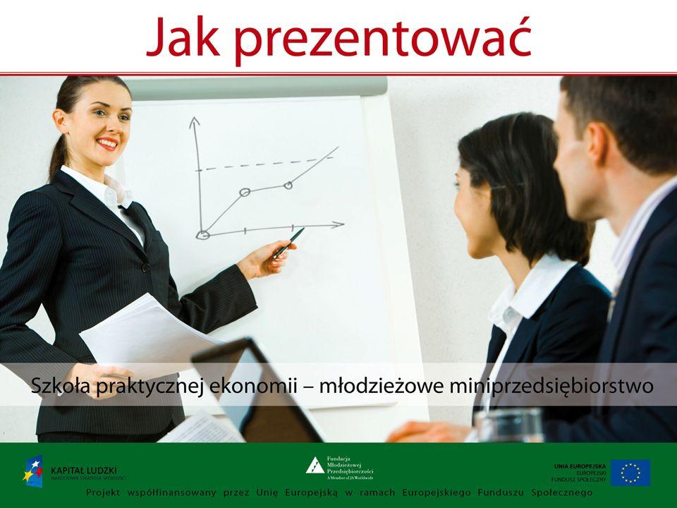 Jak prezentować