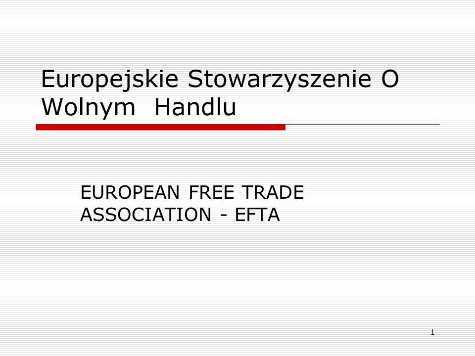 Europejskie Stowarzyszenie O Wolnym Handlu