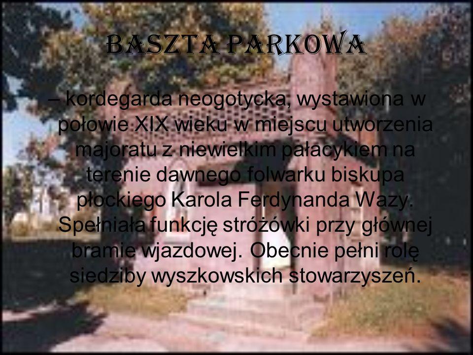 BASZTA PARKOWA