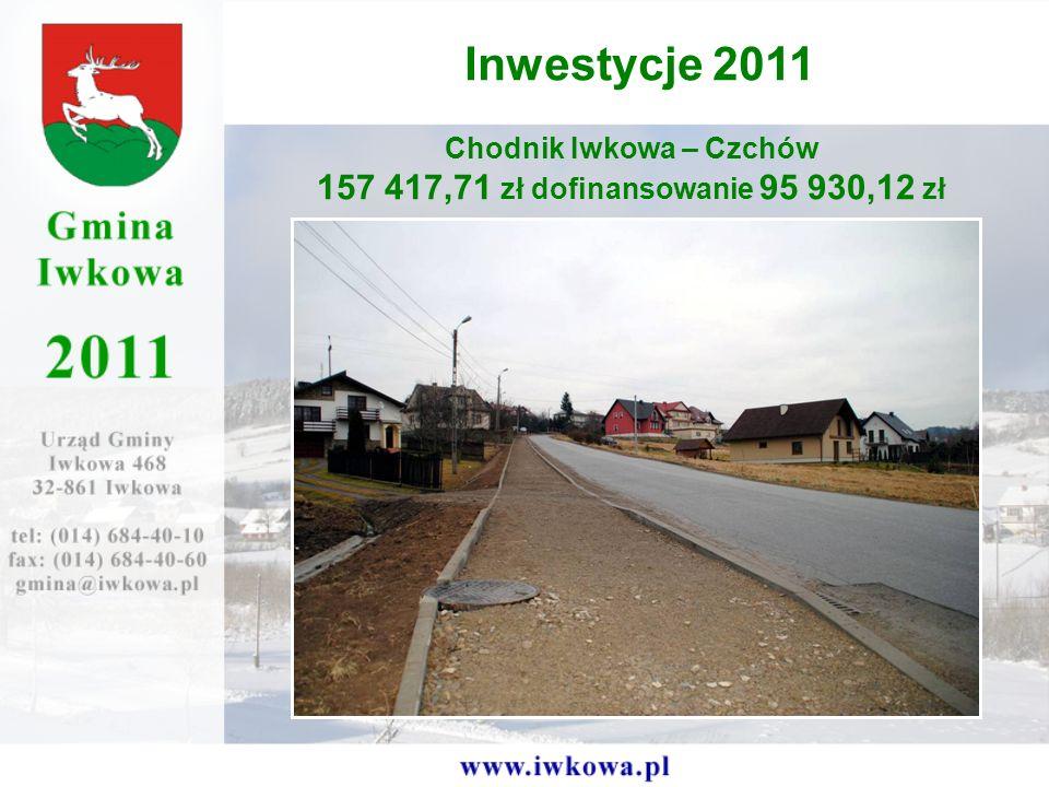 Chodnik Iwkowa – Czchów