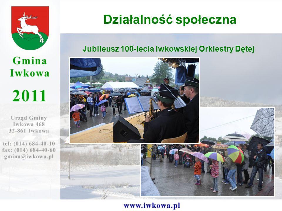 Jubileusz 100-lecia Iwkowskiej Orkiestry Dętej