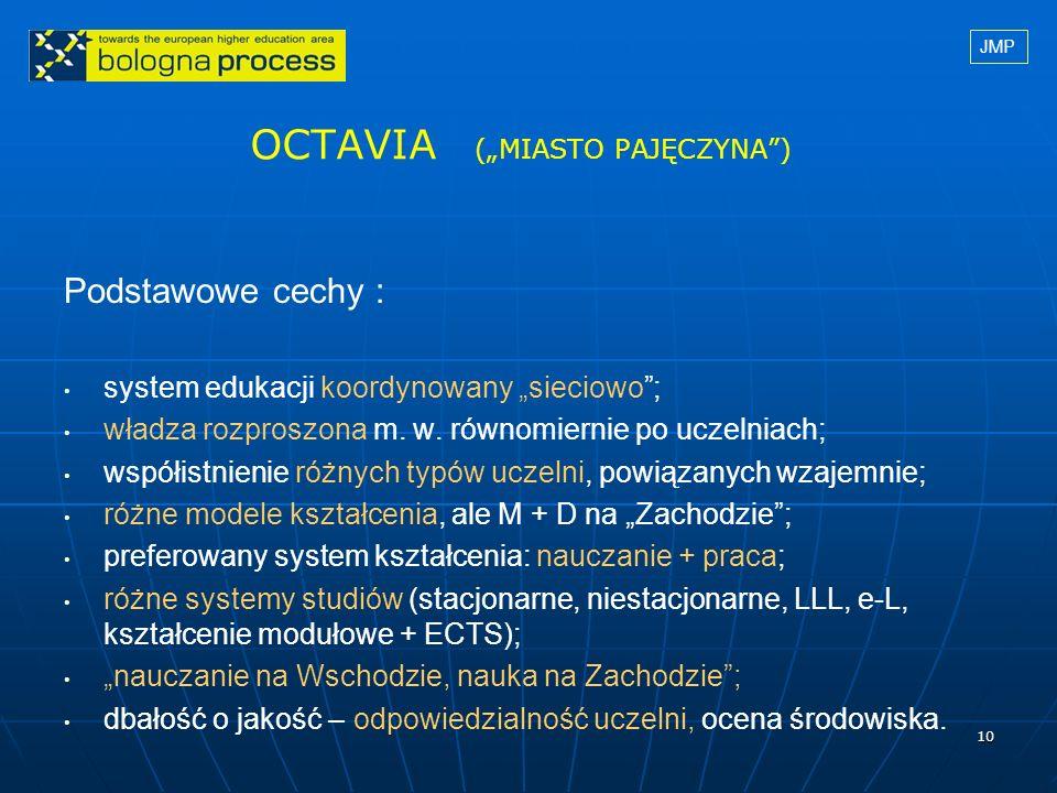 """OCTAVIA (""""MIASTO PAJĘCZYNA )"""