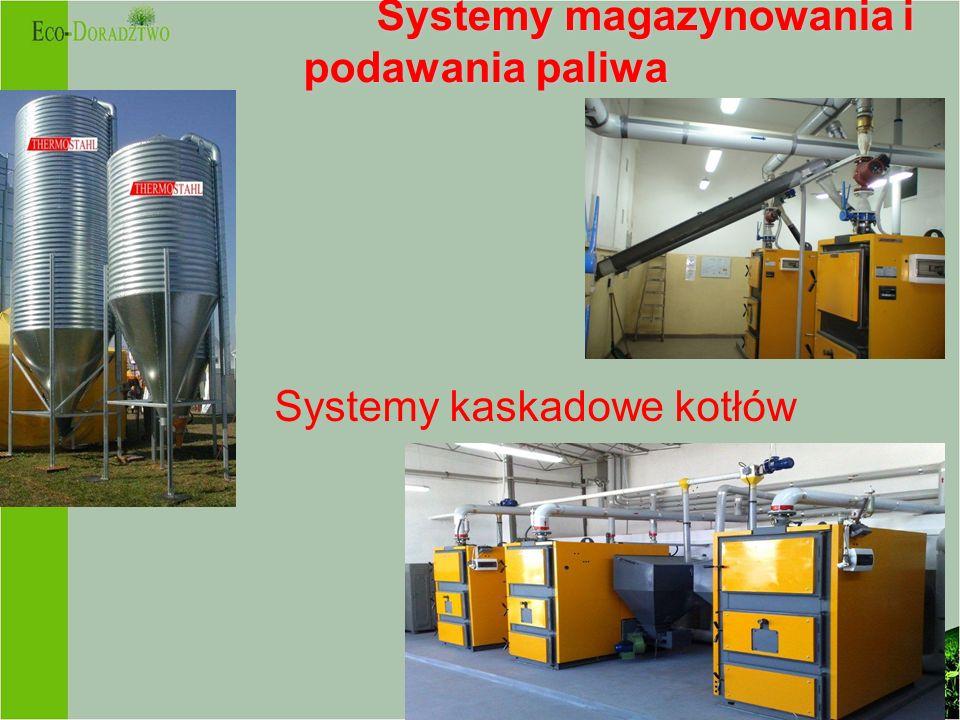 Systemy magazynowania i podawania paliwa