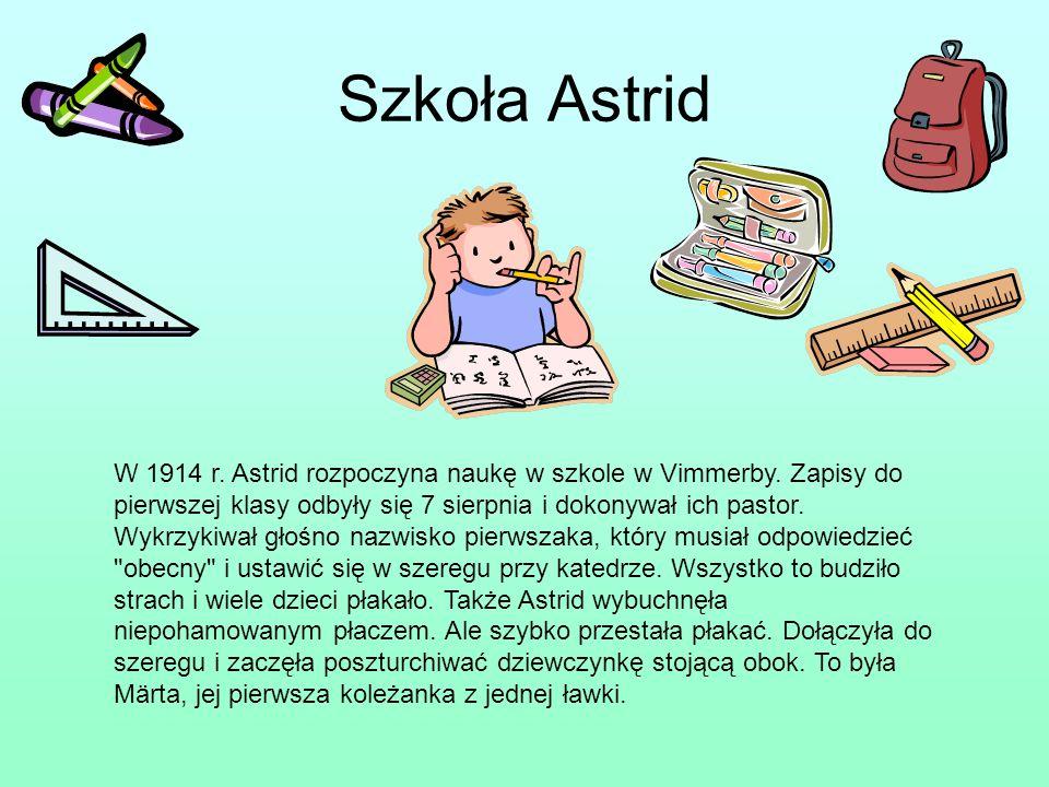 Szkoła Astrid