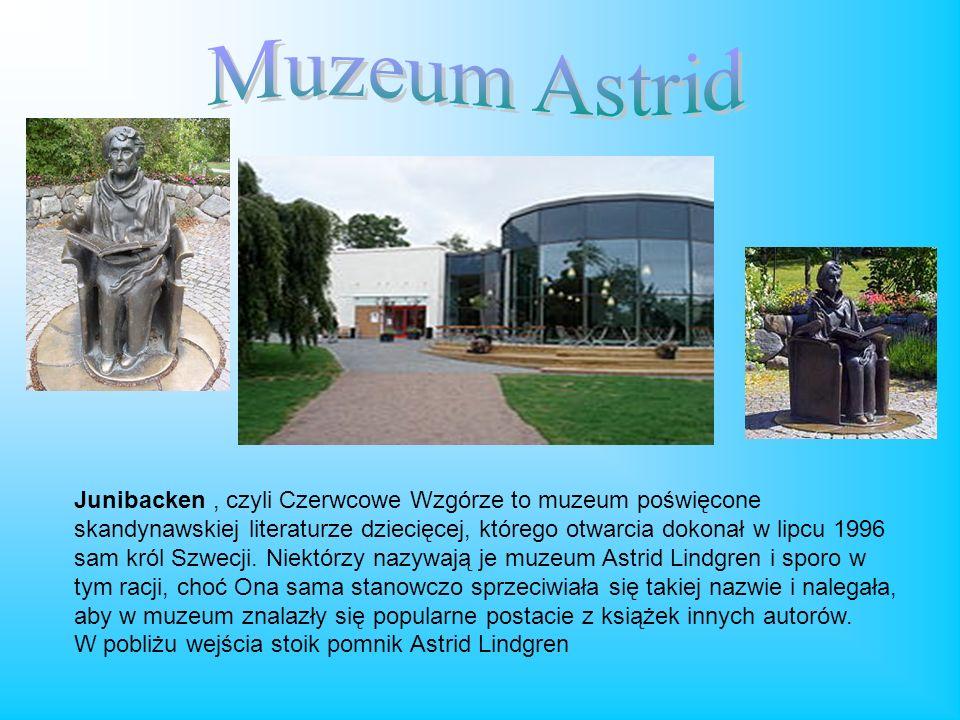Muzeum Astrid