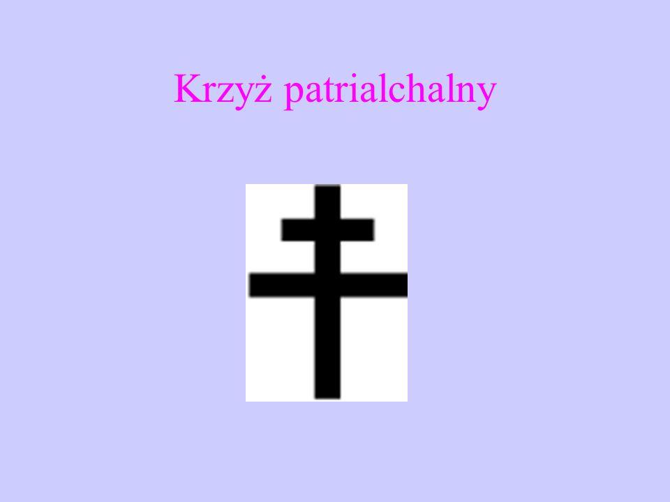 Krzyż patrialchalny