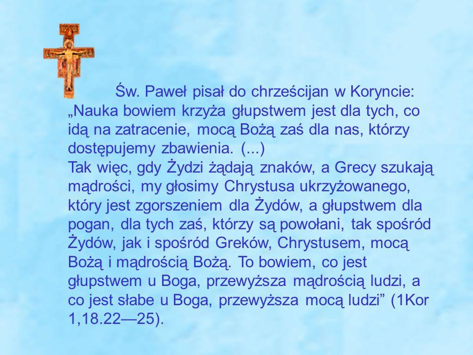 1 Kor 1, 18.22-25